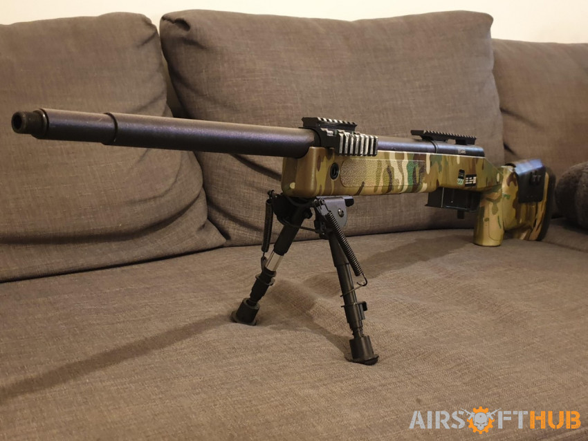 Custom Specna Arms  - SA-S03 - Used airsoft equipment