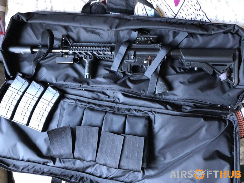 GC16 g&g full metal - Used airsoft equipment