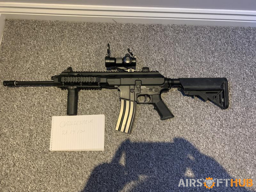 Delta AK-21 Nuprol - Used airsoft equipment