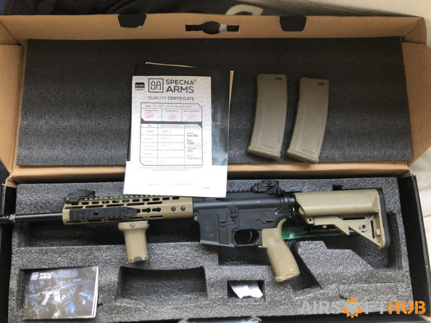 Specna Arms SA-E09 Edge Carbin - Used airsoft equipment