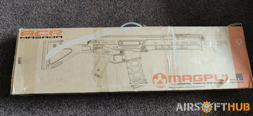 Masada - Used airsoft equipment