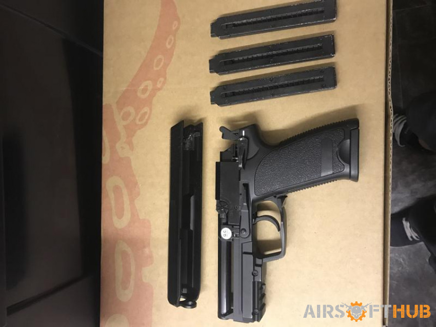 Cyma AEP - Used airsoft equipment