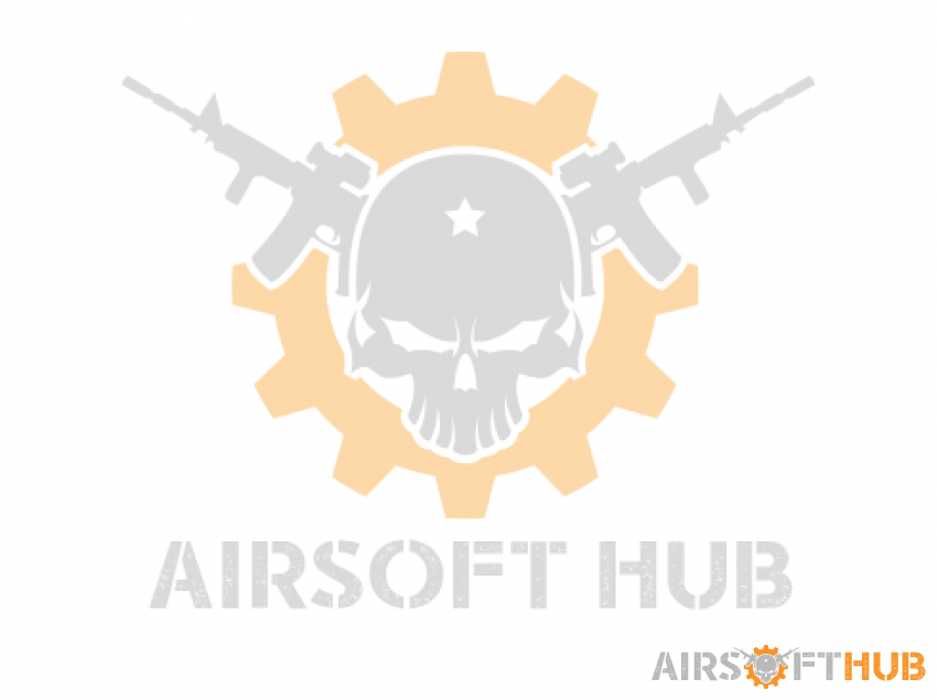 Guns and gear - Used airsoft equipment