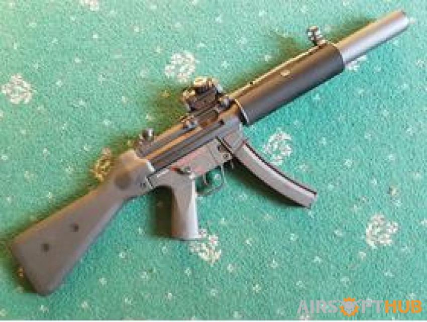 mp5 airsoft for sale