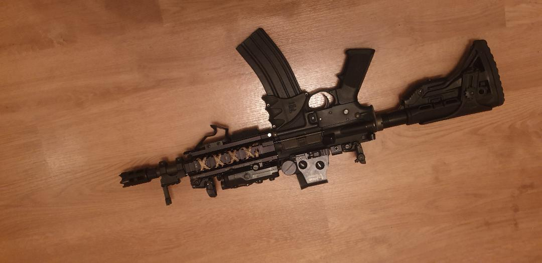 Systema PTW 2008 M4A1 - Buy & Sell Used Airsoft Equipment - AirsoftHub