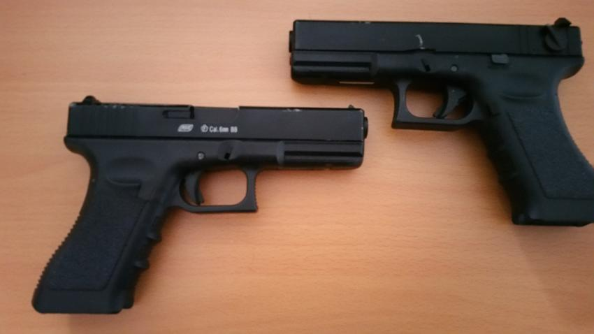 ksc glock 17 and asg g18c - Buy & Sell Used Airsoft Equipment - AirsoftHub