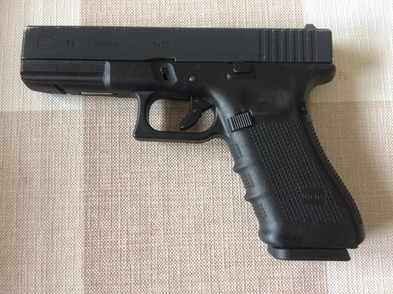 WE Glock 17 GBB Airsoft pistol - Buy & Sell Used Airsoft Equipment -  AirsoftHub