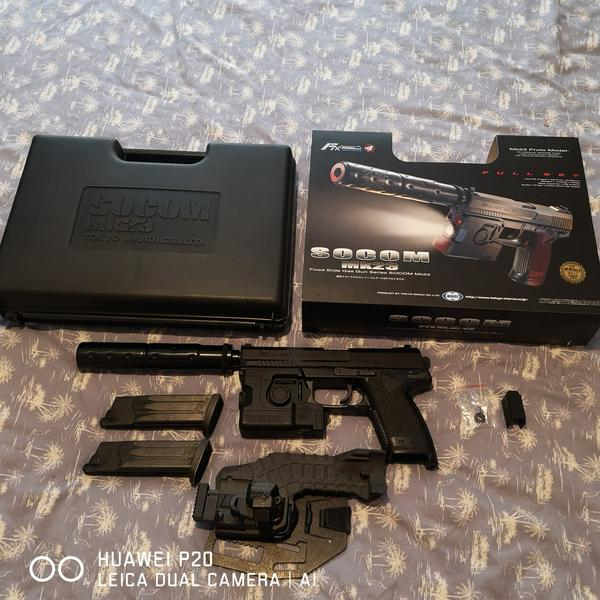 Tokyo Marui MK23 upgraded (DELETED) - Buy & Sell Used Airsoft Equipment -  AirsoftHub