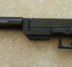 CM0.30 silencer adapter - Used airsoft equipment