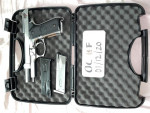 WE beretta silver - Used airsoft equipment