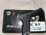 WE tactical block GP1799 - Used airsoft equipment