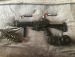 Stock M4 - Used airsoft equipment