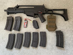 SRC G36C - Used airsoft equipment
