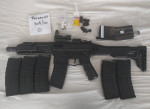 GHK G5 - Used airsoft equipment