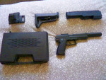 NOVRITSCH SSX23 Airsoft Pistol - Used airsoft equipment