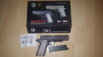 WE M45a1 CQB 1911gbb - Used airsoft equipment
