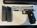 Project WE Hi-Capa 5.1 Dragon - Used airsoft equipment