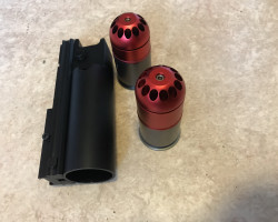 under barrel Grenade launcher - Used airsoft equipment