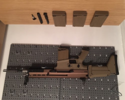 FN Herstal MK17 Scar-H - Used airsoft equipment
