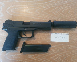 Asg mk23 - Used airsoft equipment