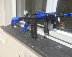Nuprol m4 upgraded must see - Used airsoft equipment