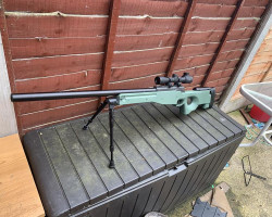 Well mb01 sniper - Used airsoft equipment