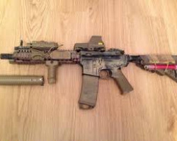 Glock parts - Used airsoft equipment