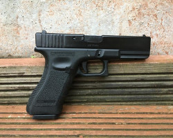 WE GLOCK 17 GBB - Used airsoft equipment