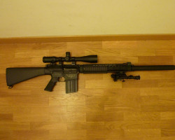 SR 25 ICS 2002 - Used airsoft equipment