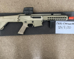ICS CXP APE UPGRADED - Used airsoft equipment