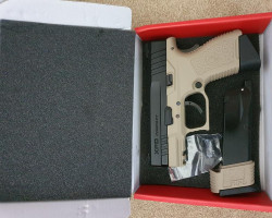 ICS Compact XPD - Used airsoft equipment