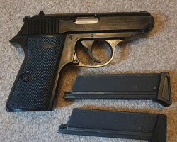 Walther PPK - Used airsoft equipment