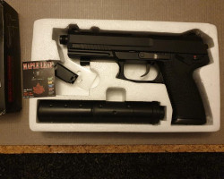 Mk23 gas pistol - Used airsoft equipment