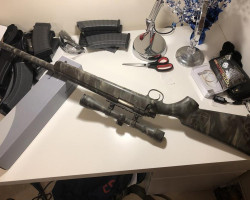 TMVSR-10 FULL EDGI Custom made - Used airsoft equipment