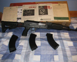 Real sword Type 56-2 - Used airsoft equipment