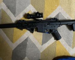 Honey badger ares am014 - Used airsoft equipment