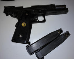 WE hi capa 5.1 works well been - Used airsoft equipment