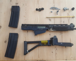DSA SA58 Body Kit - Used airsoft equipment