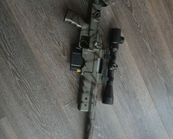 Sniper rifle well mb4411 - Used airsoft equipment