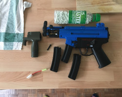 GALAXY TWO TONE MP5K - Used airsoft equipment