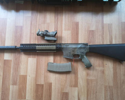 Classic Army M15A4 - Used airsoft equipment