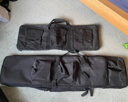 Small and Large Padded Gun Bag - Used airsoft equipment