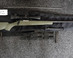 Well mb03 bolt sniper vsr10 - Used airsoft equipment