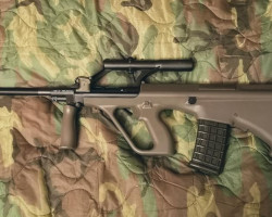 Classic Army Steyr Aug A1 - Used airsoft equipment