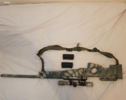 fully upgraded ASG L96 proline - Used airsoft equipment
