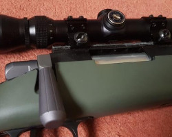 TM VSR upgraded - Used airsoft equipment