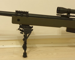 M40A3 Sniper - Used airsoft equipment
