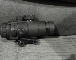 ASG Illuminated Dot Sight Red - Used airsoft equipment