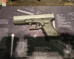 Boneyard glock 17. - Used airsoft equipment