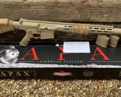 RAPAX DRM/AEG - Used airsoft equipment